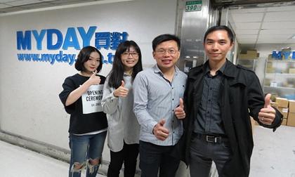 買對-精進人資管理,跨出MyDay「賣」向國際第一步